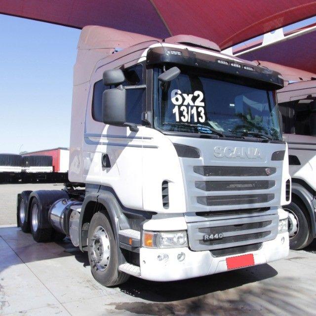 Scania R440 - 2013/13 - 6x2 - Foto 3
