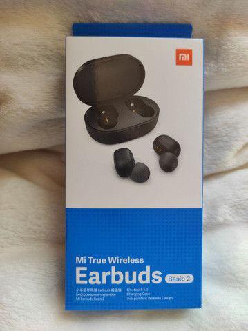 Saldão Level UP ..Mi True Earbuds 2 da Xiaomi.. NOVO LACRADO COM GARANTIA