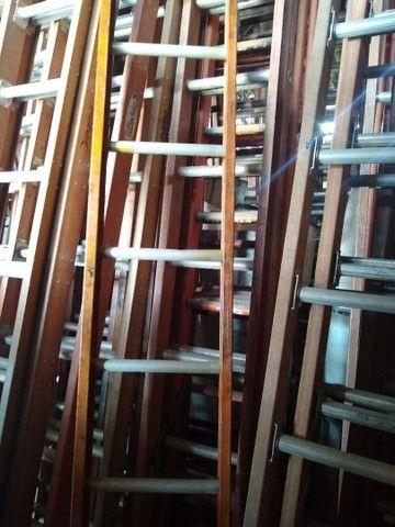 Escadas em fibra de vidro