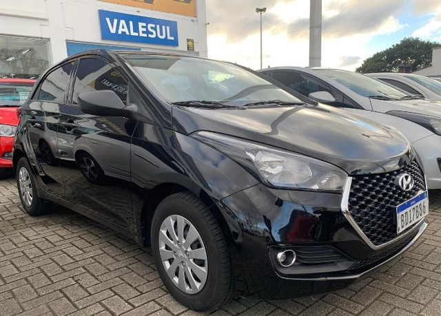 Hyundai HB20 Hatch Unique 1.0 manual 2019 - Foto 2