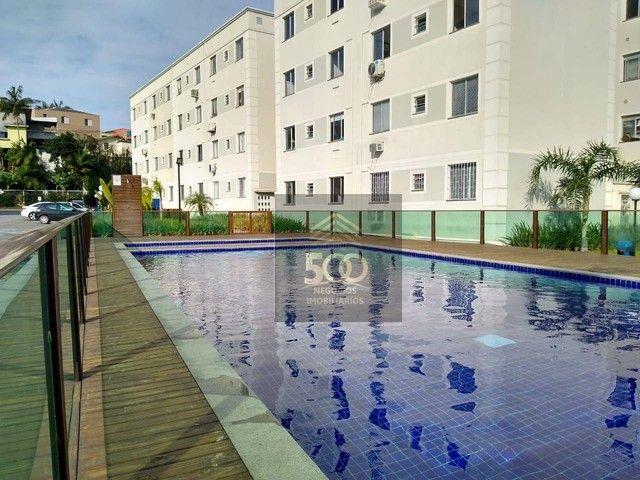 Apartamento com 2 dormitórios à venda, 48 m² por R$ 157.000,00 - Roçado - São José/SC - Foto 5