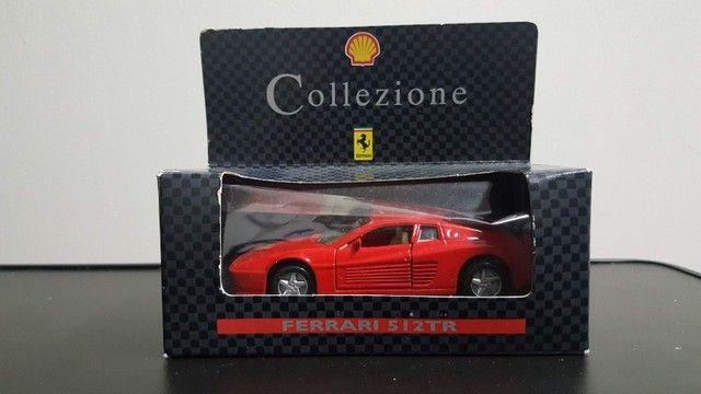 Ferrari - Carrinhos de Coleção - Novos  - Foto 5