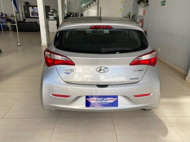 Hyundai Hb20 Confort Plus Automático 1.6 2015 - Foto 10