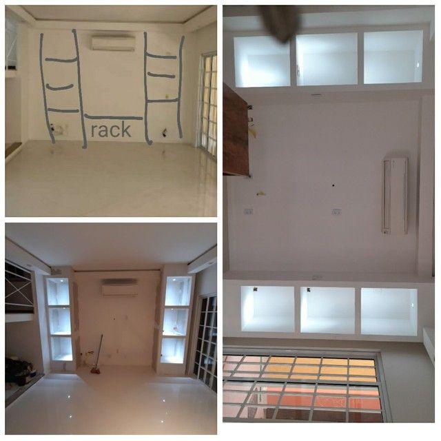 Rebaixamento e nicho em Drywall  - Foto 2