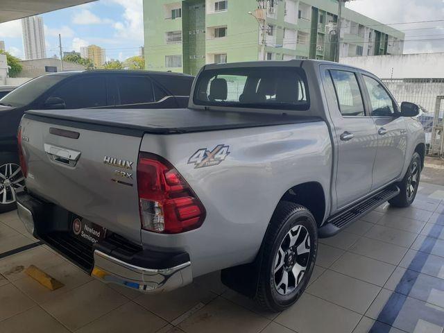 Toyota Hilux 2.8 SRX 4X4 CD 16V - Foto 8