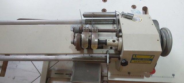 Maquina de cortar viés 2 facas - Foto 3