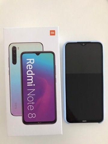 Xiaomi Redmi Note 8 (Celular em Unai/MG) - Foto 5