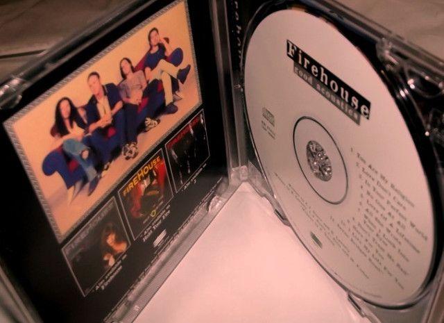 Cds Firehouse (Firehouse & Good Acoustics) - Foto 5