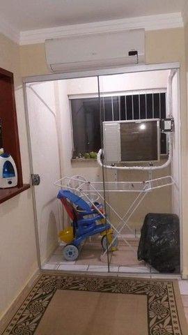 Apartamento com 3 dormitórios à venda, 60 m² - Núcleo Residencial Presidente Geisel - Baur - Foto 5
