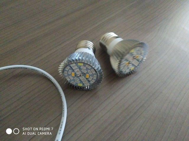 Kit iluminação Full spectrum - Foto 5