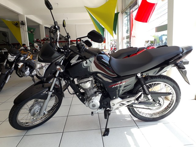 Moto Honda Start 160 Entrada: 1.335 Financiada!!! - Foto 10