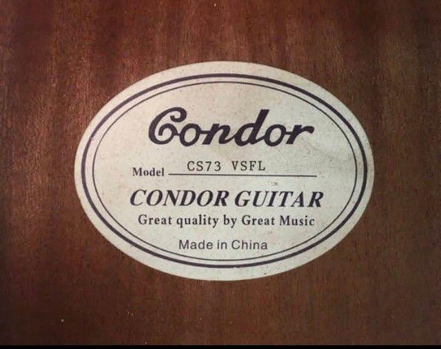 CONDOR - Violão Elétrico