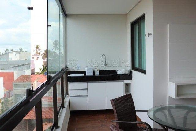 Excelente Apartamento a 50 metros da praia em porto de galinhas - Foto 12