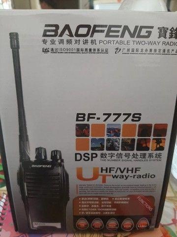 Rádio Comunicador Baofeng - Foto 4