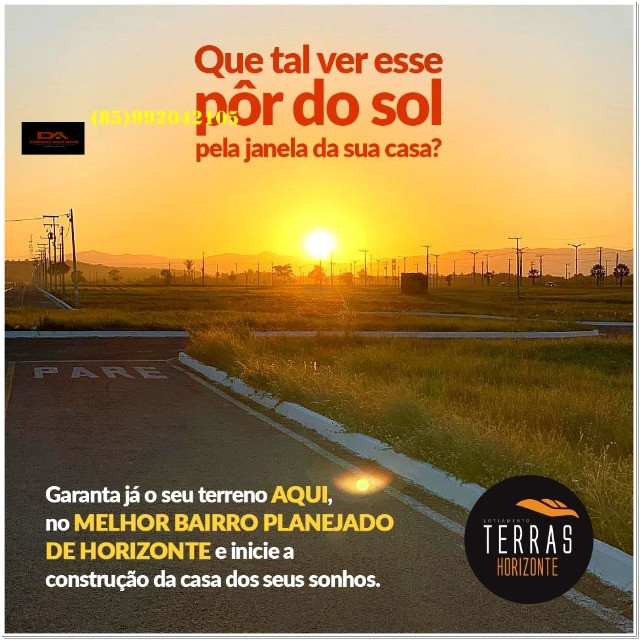 :: Terras Horizonte >> a 4 min do centro :: - Foto 3