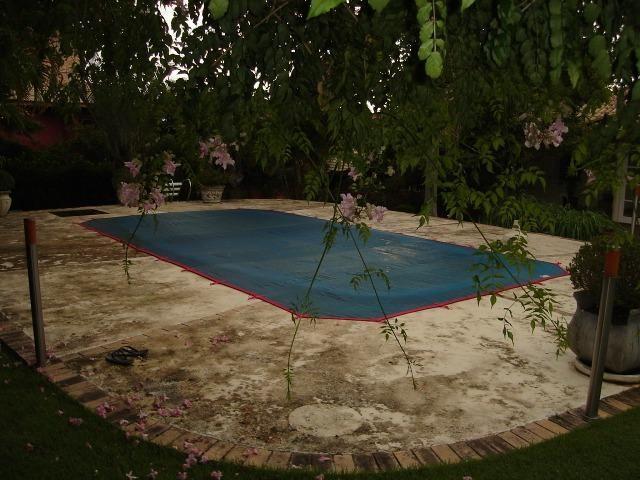 Tela de protecao para piscina direto de fabrica - Foto 5