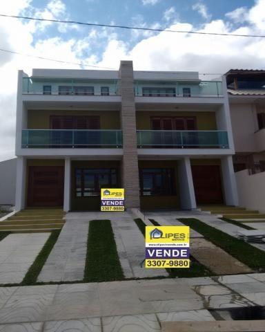 Casa à venda com 3 dormitórios em Guarujá, Porto alegre cod:C985