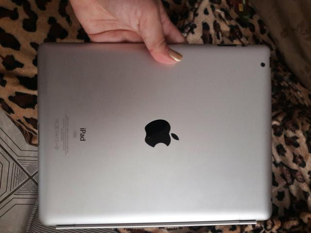 Ipad prata 32gb