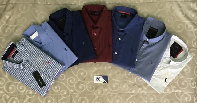 Camisa Social - ?Porto Nacional/TO