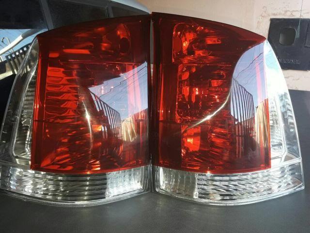 Lanterna Bicolor Para Fiat Palio