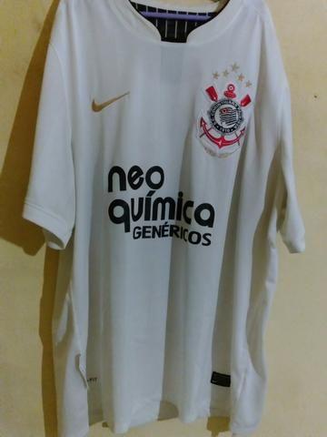 Camisa Corinthians Centenária