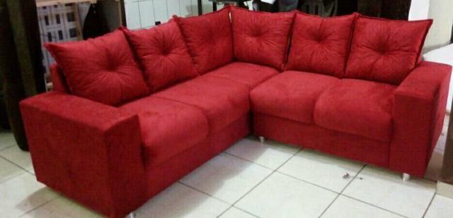 Promoção sofá de canto novo