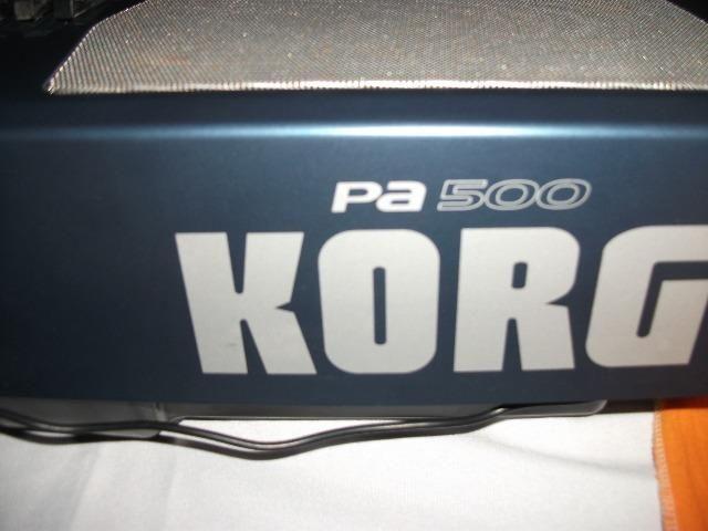 Teclado PA500