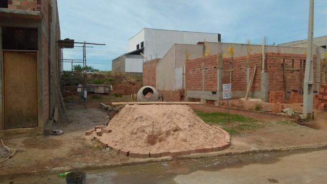 Terreno em Cosmópolis-SP, já com alicerce do muro (TE0027) - Foto 2
