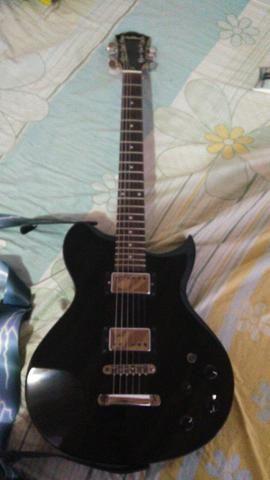 Vendo guitarra washburn top