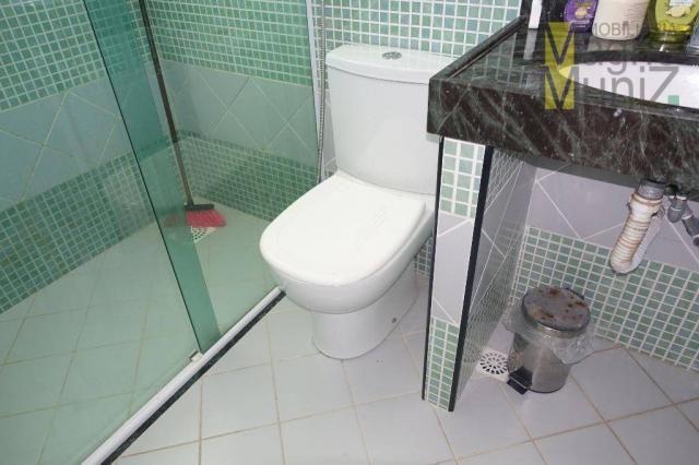 Porteira fechada - excelente casa duplex nova - Foto 19