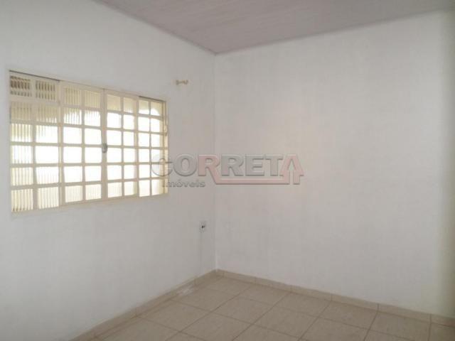Casa à venda com 3 dormitórios em Conjunto habitacional pedro perri, Aracatuba cod:V2546 - Foto 5