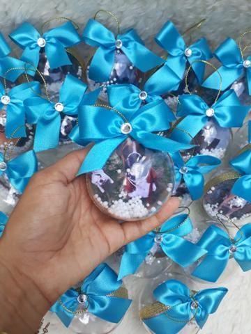 Bola de natal personalizada - Foto 5