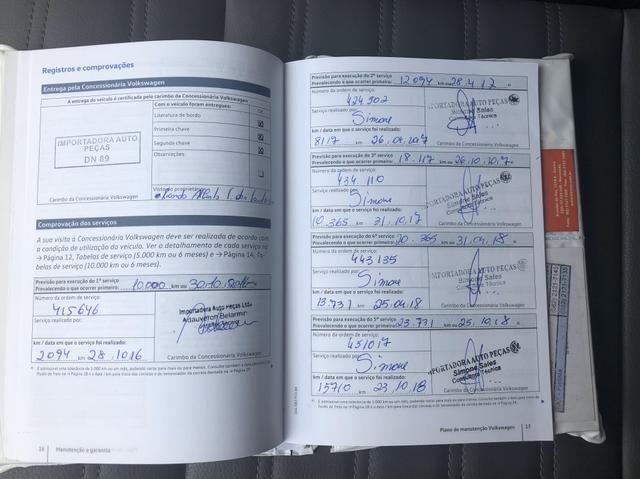VW FOX Highline 1.6 Flex 16v ( TETO SOLAR) 28.000 km único dono - Foto 20