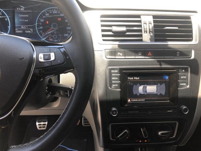 VW FOX Highline 1.6 Flex 16v ( TETO SOLAR) 28.000 km único dono - Foto 8
