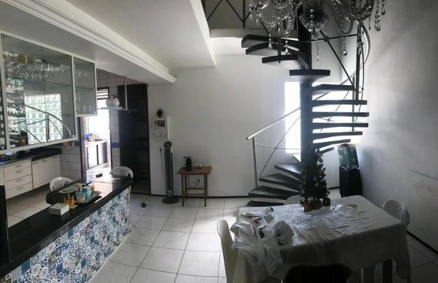 TE0441 Casa duplex com amplo terreno de 960m², 4 quartos, 6 vagas, piscina - Foto 5