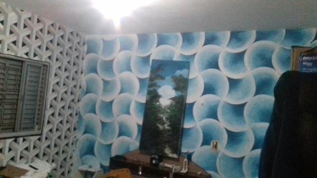 Pinturas decorativas em paredes