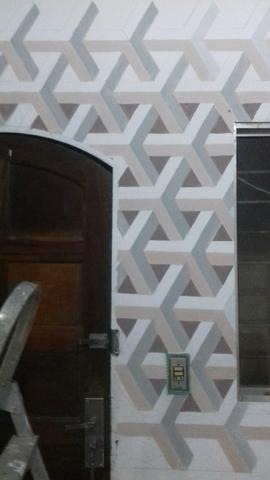 Pinturas decorativas em paredes - Foto 6