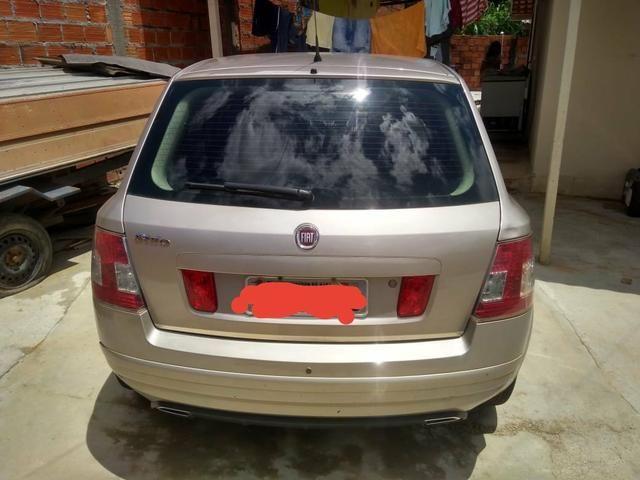 Vende se ou troco um Fiat Stilo 2008 modelo 2009 - Foto 2