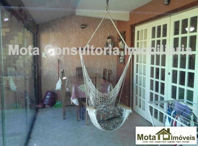 Iguaba Grande - Ótima Casa 2 Qts Escriturada com RGI - Condomínio Fechado - Foto 4