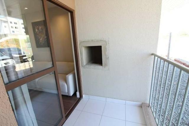 Apartamento em são josé condomínio com academia estilo alto padrão - Foto 7