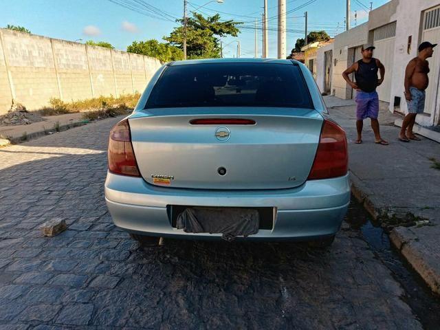 Vendo Corsa Sedã Premium 1.4 2010 completo de Tudo! - Foto 6