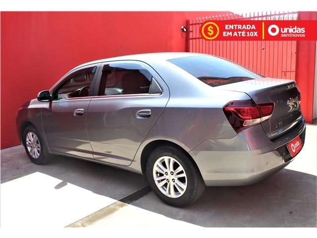 Chevrolet Cobalt 1.8 mpfi ltz 8v flex 4p automático - Foto 4