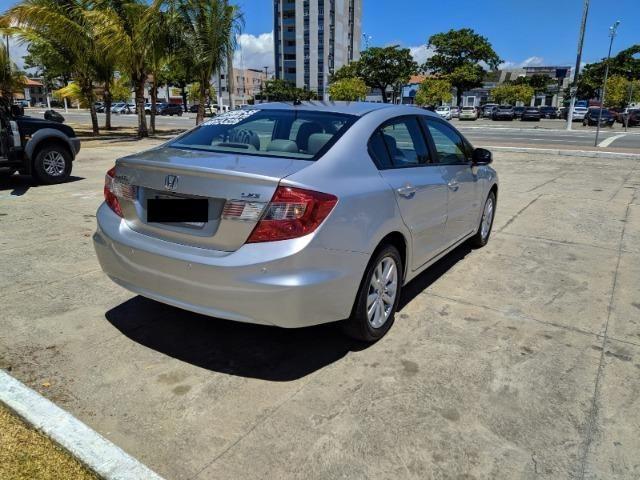 Honda Civic Semi Novo Completo e Automatico 2014 Conservado - Foto 8