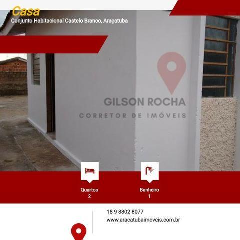 Casa à venda 89.000,00 Araçatuba