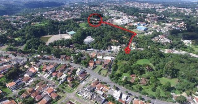 Terreno 666m² 16x41 projeto de casa Alto Padrão em anadamento - atrás Opera de Arame - Foto 4