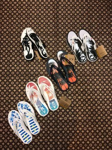 Chinelo Oakley primeira linha top 100 reais - Roupas e calçados ... 810f17f729