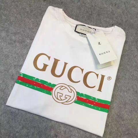 Camiseta T-shirt Gucci Feminina Original Feito Na Itália - Roupas e ... 69d6da107907d