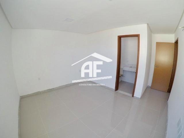 Casa nova no condomínio San Nicolas - 4 suítes sendo 1 máster com closet - Foto 17