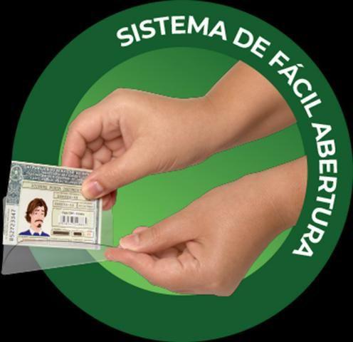Porta CRLV, Documento, Certificado de registro e Licenciamento de Veiculo em Acrílico - Foto 2