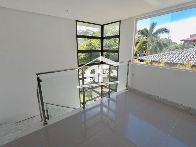 Casa nova no condomínio San Nicolas - 4 suítes sendo 1 máster com closet - Foto 13